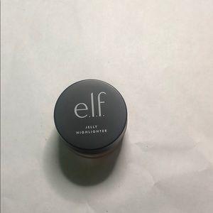 E.L.F Jelly Highlighter in shade bubbly